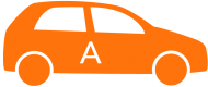 Personbil Automat - Safe Driving