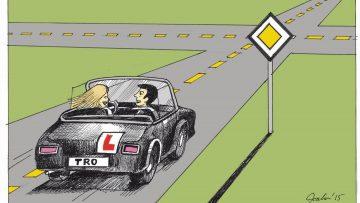 Nå blir det lettere å ta lappen - Safe Driving AS